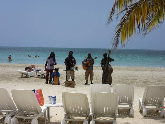 beach musicians picture of couples swept away negril tripadvisor rh tripadvisor co za