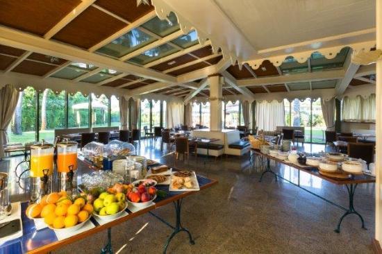 Cinquale, Italia: Sala colazioni