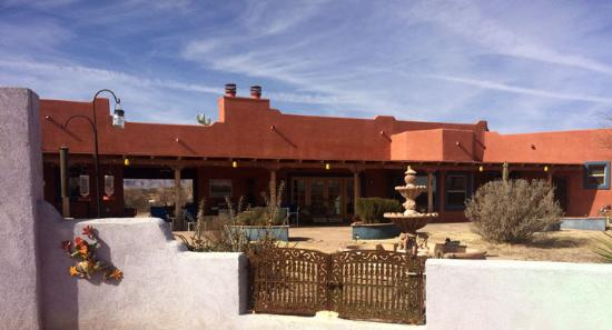 Saint David, AZ: Relaxing comfort and privacy in the Arizona desert