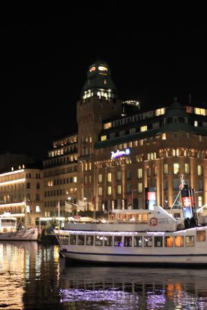 Radisson Blu Strand Hotel, Stockholm: aan de kade