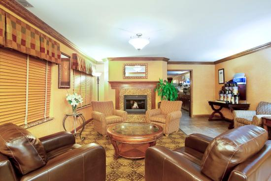 Vernon Hills, IL: Hotel Lobby