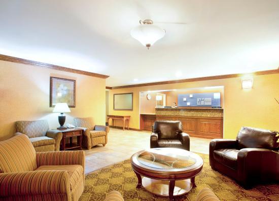 Vernon Hills, إلينوي: Hotel Lobby
