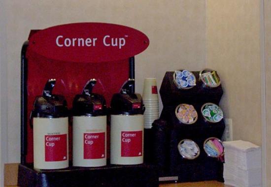 Warren, MI: Coffee Station