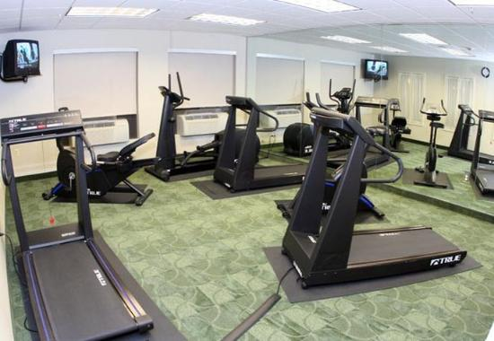 Warren, MI: Fitness Room