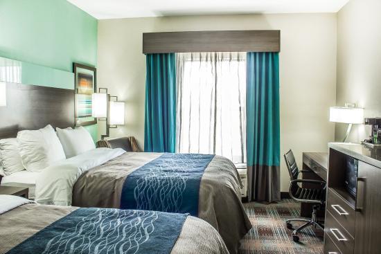 Dunn, Karolina Północna: Guest Room