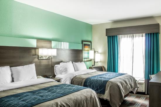 Dunn, Carolina del Norte: Guest Room