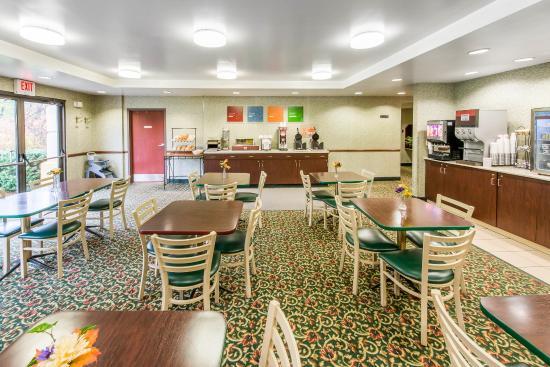 Duncansville, Pensylwania: Breakfast area