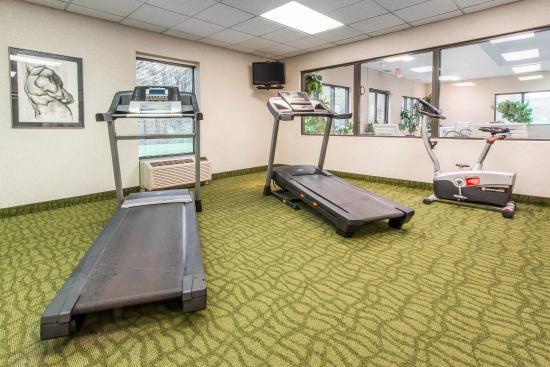 Duncansville, Pensylwania: Fitness center