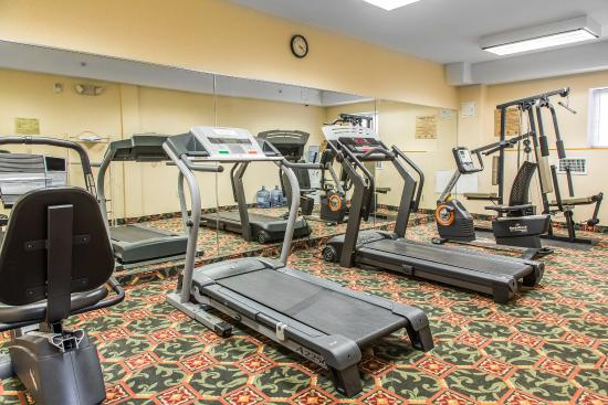 East Windsor, CT: Fitness center