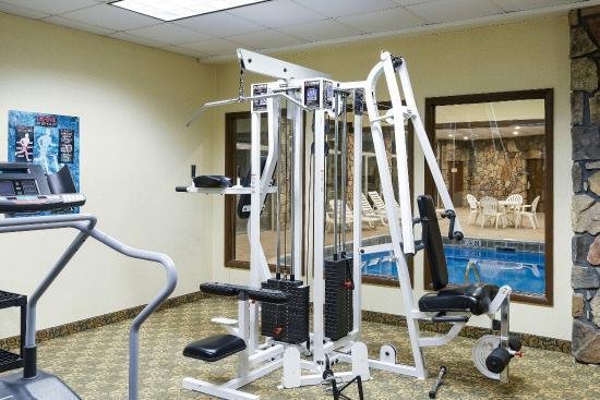Grantsville, MD: Fitness Room