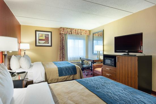 Oxon Hill, MD: Guest Room
