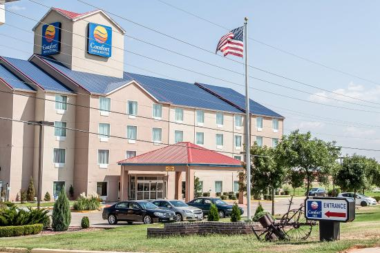Photo of Comfort Inn & Suites Elk City