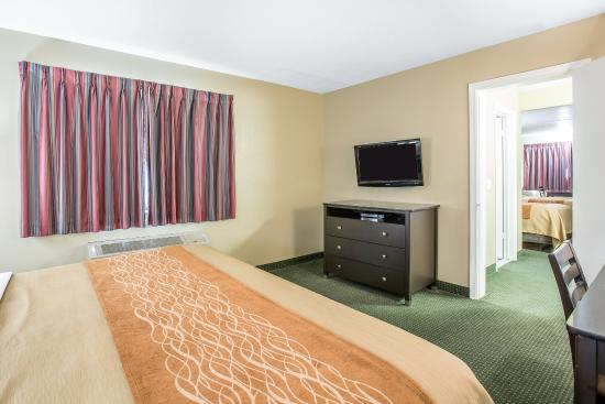Oakhurst, CA: Guest room