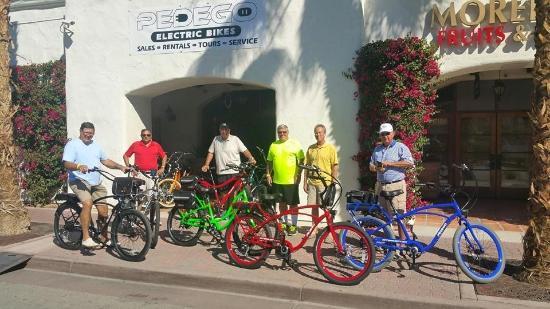 La Quinta, Californië: Guy's Day