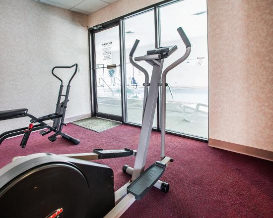 Comfort Inn Midway: Fitness