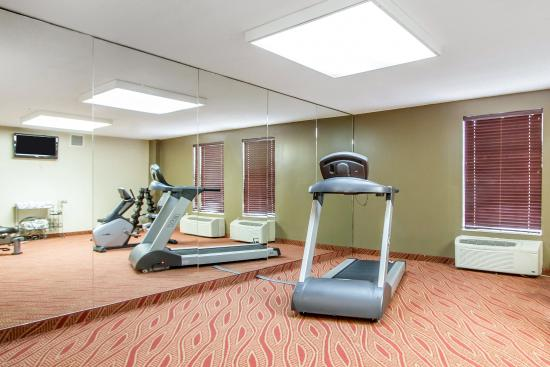 Poplar Bluff, MO: Fitness center
