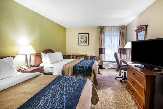 Darien, GA: Guest Room