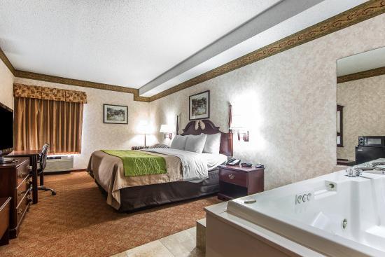 เลอนัวร์ซิตี, เทนเนสซี: Guest Room