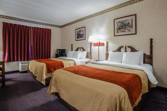 Bordentown, NJ: Guest Room