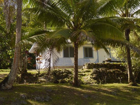 Tamakautoga, Niue: Exterior | Lanutahi Fales | Niue