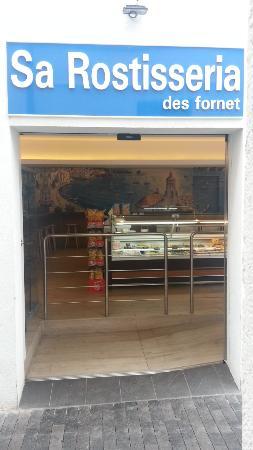 Sa Rostisseria Des Fornet