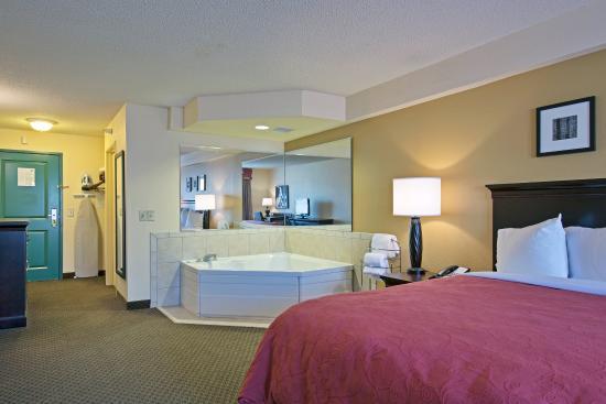 Cayce, Carolina del Sud: Whirpool Suite