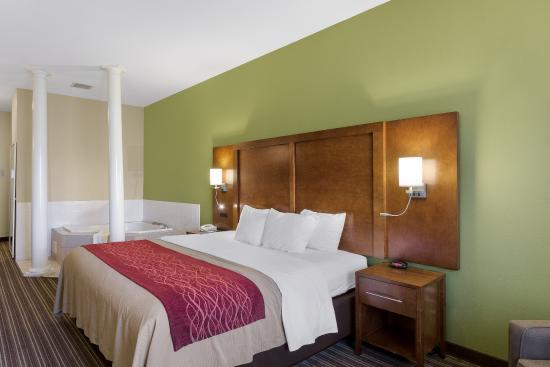 Fayetteville, AR: Guest room