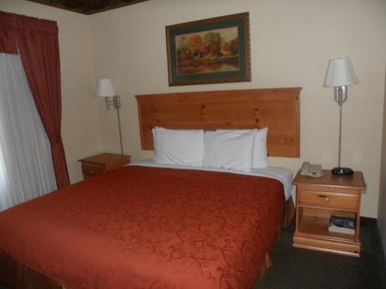 Round Rock, TX : Guest room