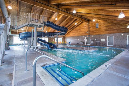Comfort Suites Coralville: Pool