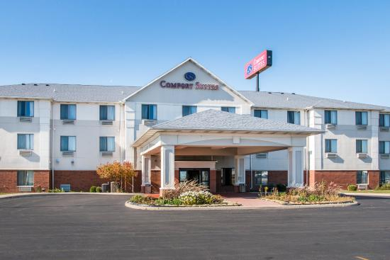 Photo of Comfort Suites Findlay