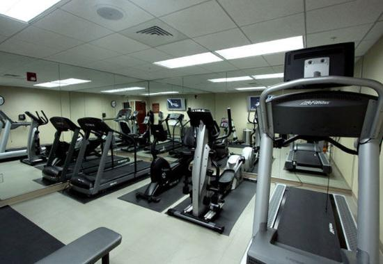 Somerset, Nueva Jersey: Fitness Center