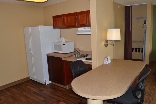 Extended Stay America - Denver - Aurora North: Fully Equipped Kitchens