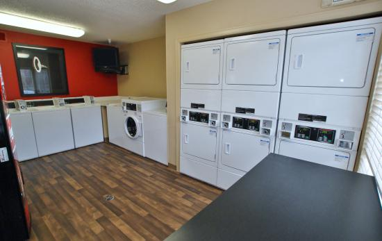 Extended Stay America - Sacramento - South Natomas: On-Premise Guest Laundry