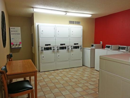 Extended Stay America - Memphis - Germantown: On-Premise Guest Laundry