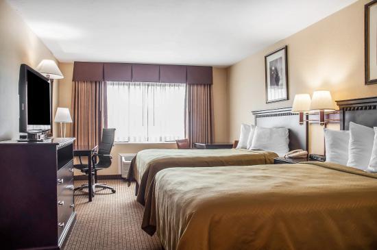 Elmira, NY: Guest Room