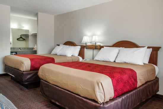 Chandler, Oklahoma: Guest Room