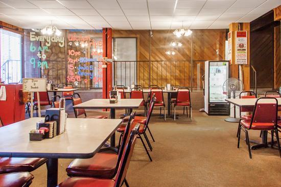 Chandler, Oklahoma: Restaurant