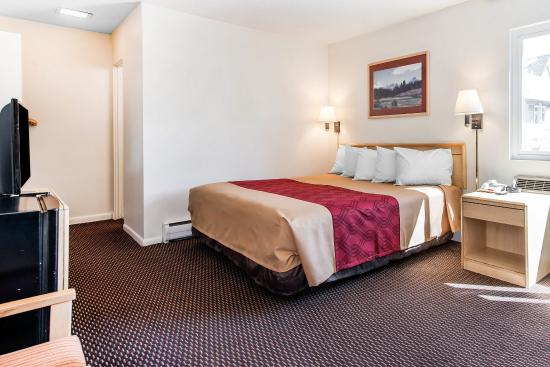 Econo Lodge Downtown: Guest Room