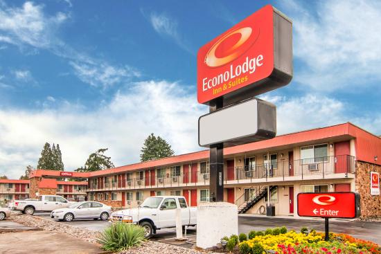 Econo Lodge Hillsbor-Portland West