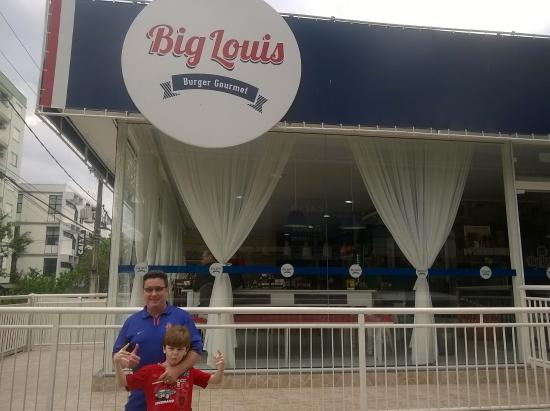 "Lajeado: ""Big Louis""...burger gourmet!!!"