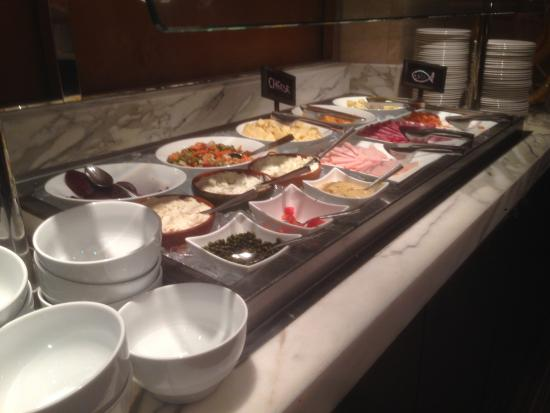 The breakfast buffet at lockwoods picture of palmer for Buffet chicago but