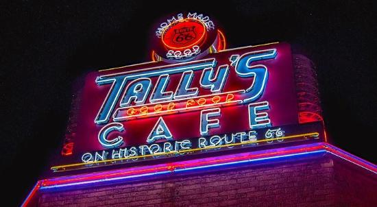 Tally's Good Food Cafe