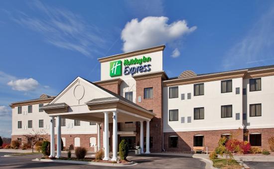 Rolla, Миссури: Hotel Exterior
