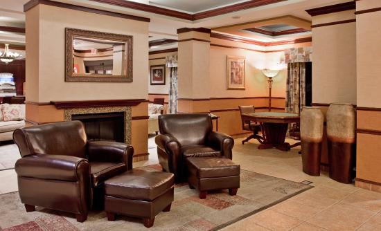 Rolla, Миссури: Hotel Lobby