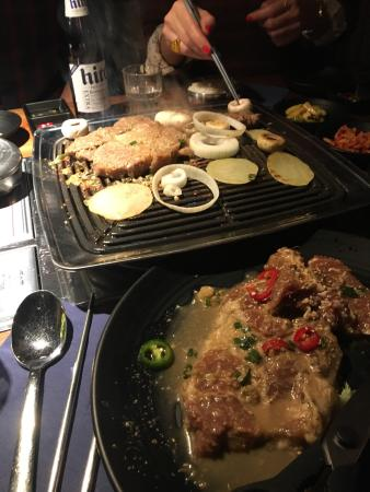 Ssam Korean Barbeque