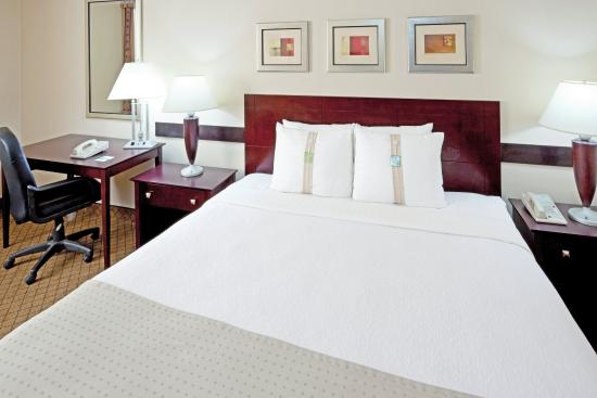 Carteret, NJ: King Bed Guest Room