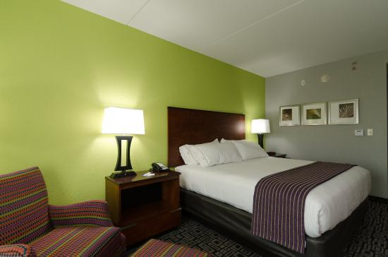 Hickory, NC: King Bed Guest Room