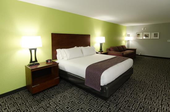 Hickory, NC: Deluxe Room