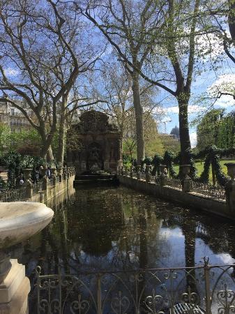 Fontaine de Medicis - Bild von Jardin du Luxembourg, Paris - TripAdvisor