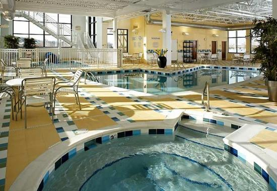 ‪‪Beachwood‬, ‪Ohio‬: Indoor Pool‬